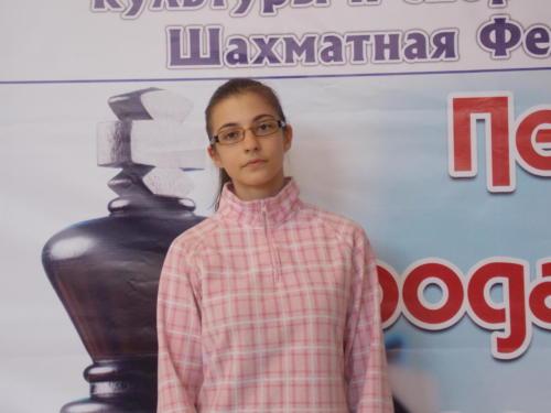Дзутцева Лана