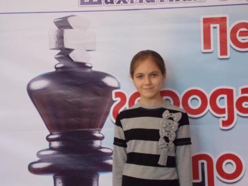 Дзуцева Лана