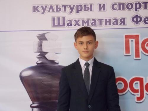 Павличенко Никита